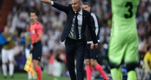 Zinedine Zidane photo by AFP